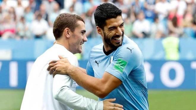Uruguay thua Phap anh 2