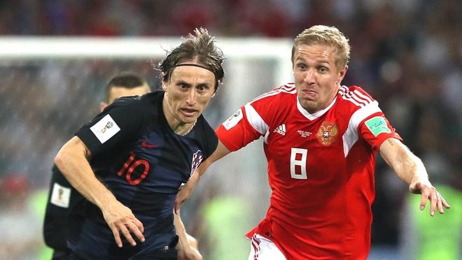 Luka Modric: 'Croatia muon lam nhieu hon o World Cup 2018' hinh anh