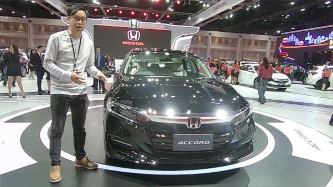 Danh gia nhanh Honda Accord 2019, sedan hang D sap ve VN hinh anh
