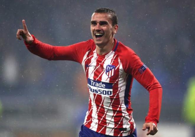 Griezmann lap cu dup giup Atletico Madrid dang quang Europa League hinh anh