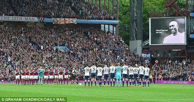 Terry cung Aston Villa vao chung ket, hang nghin CDV xuong san an mung hinh anh 11