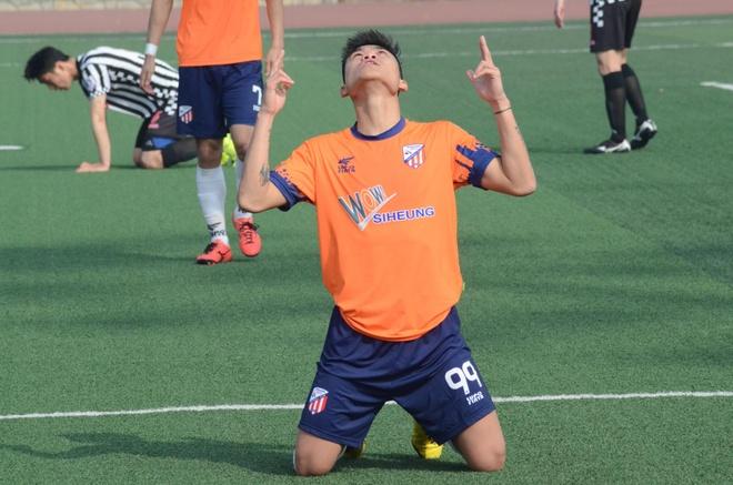 Cuu tuyen thu U23 Viet Nam ke chuyen xem bong da tai Han Quoc hinh anh 1