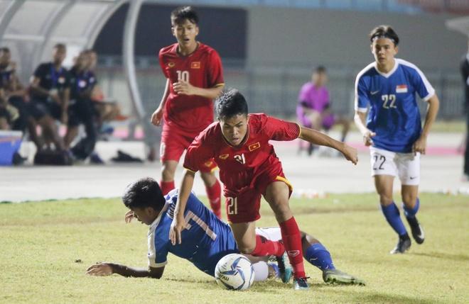 U19 Viet Nam lan thu 2 lien tiep bi loai tu vong bang hinh anh 2
