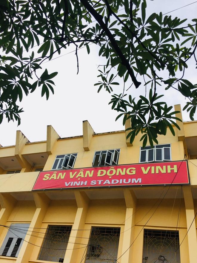 San Vinh san sang cho cuoc dau cua 10 tuyen thu U23 Viet Nam hinh anh
