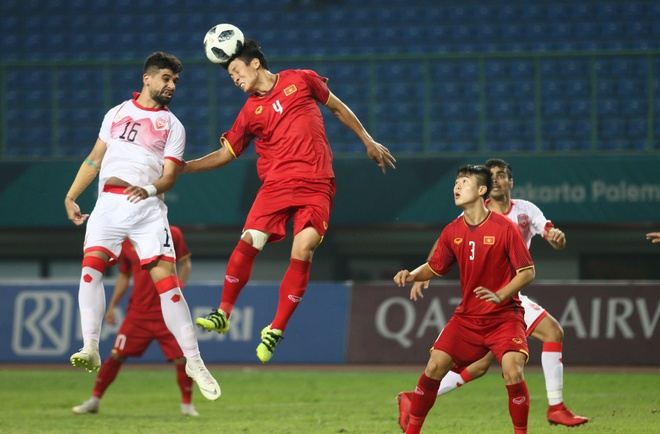 ASIAD 2018,  Olympic Viet Nam,  Olympic Bahrain anh 2