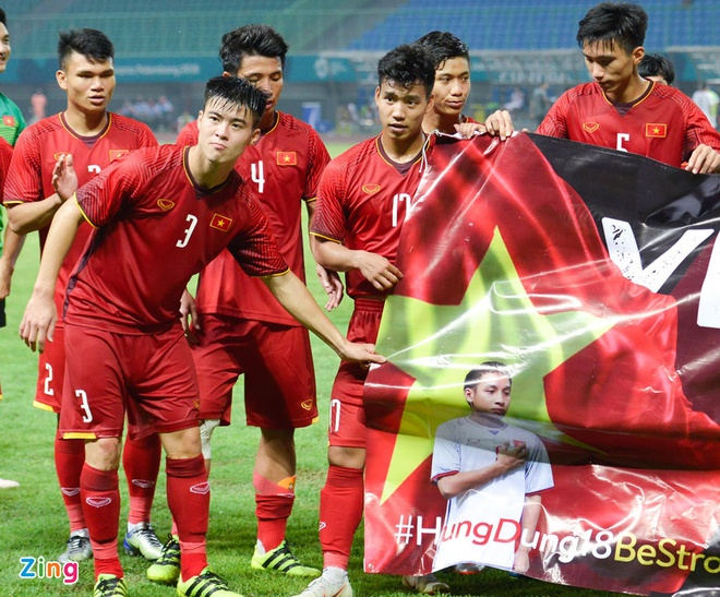 Đội tuyển Olympic Việt Nam được kỳ vọng tiếp tục thi đấu thành công để  giành quyền vào bán kết môn bóng đá nam ASIAD.