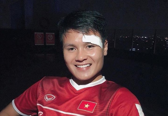 Quang Hai: Toi van khoe va dep trai hinh anh