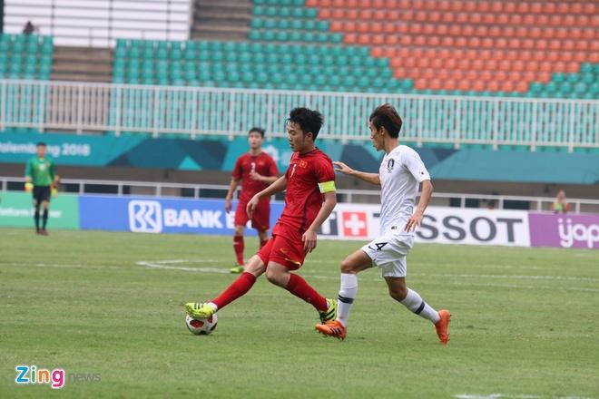 HLV Phan Thanh Hung: Olympic VN thua, khong the che rieng cac tien ve hinh anh