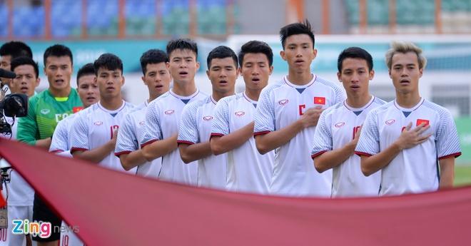 Olympic Viet Nam vao ban ket khien cup quoc gia phai lui lich thi dau hinh anh 1