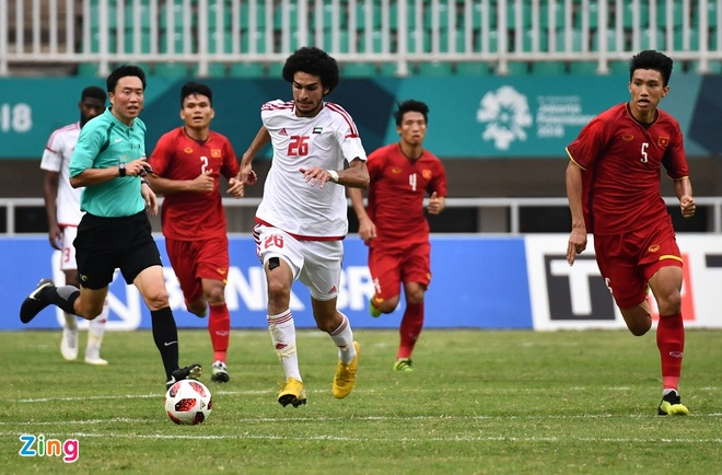 'ASIAD la tien de tot cho Olympic Viet Nam o AFF Cup 2018' hinh anh