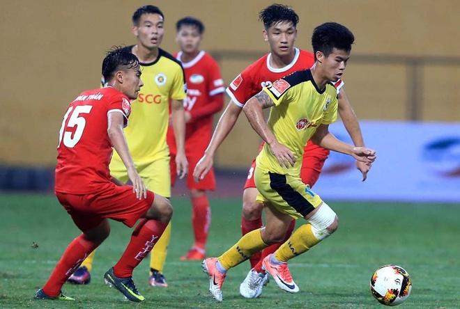 CLB Ha Noi B van co the gianh ve len hang V.League mua sau hinh anh