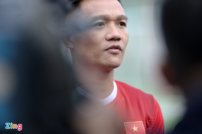 Tien ve Thanh Trung khong bi ap luc tu thanh tich cua U23 Viet Nam hinh anh 1