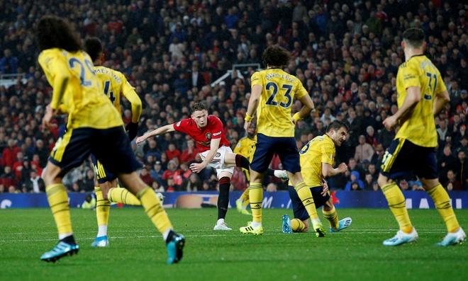 MU gap Arsenal anh 1
