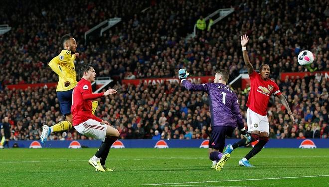 MU gap Arsenal anh 2