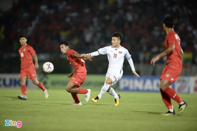HLV Phan Thanh Hung: Tuyen Viet Nam co the dung nhat bang A hinh anh