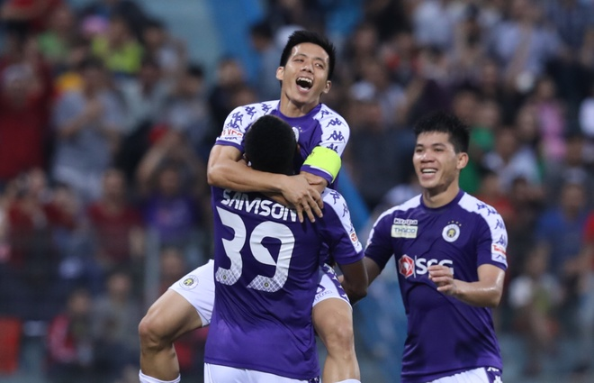 HLV Tran Minh Chien: 'CLB Ha Noi se som vo dich V.League 2019' hinh anh