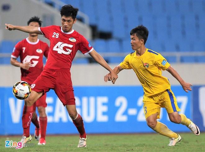 Hot boy U23 Viet Nam tuot doc khong phanh tu World Cup U20 hinh anh 1