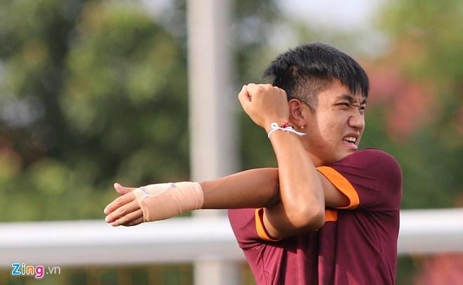 Hot boy U23 Viet Nam tuot doc khong phanh tu World Cup U20 hinh anh 2