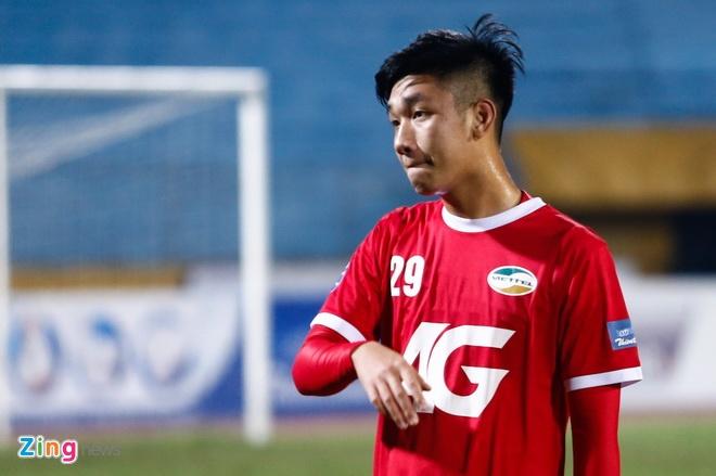 Hot boy U23 Viet Nam tuot doc khong phanh tu World Cup U20 hinh anh 4