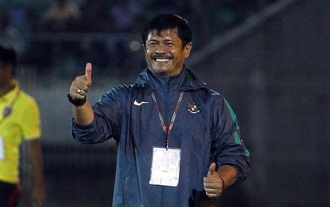 HLV U23 Indonesia tu tin vuot mat Thai Lan va Viet Nam hinh anh 1