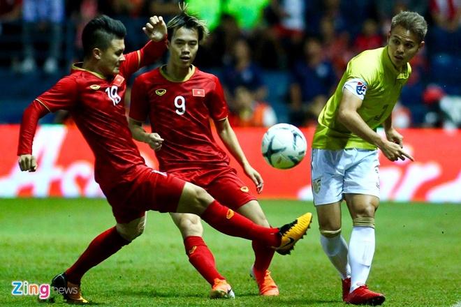 'ĐT Việt Nam cần đề phòng trước Thái Lan nguy hiểm khi chơi thực dụng'