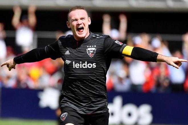 Wayne Rooney ghi ban tu giua san tai giai MLS hinh anh