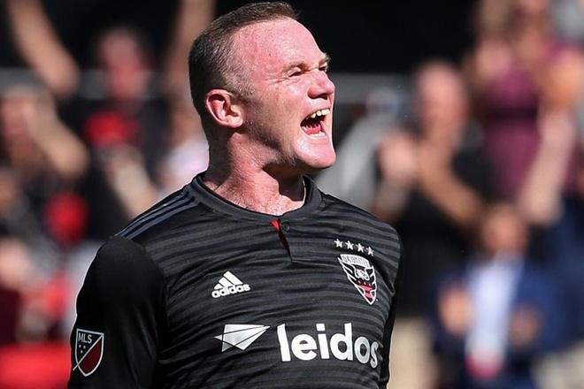 Wayne Rooney lot top cau thu ghi ban xa nhat lich su MLS hinh anh 1