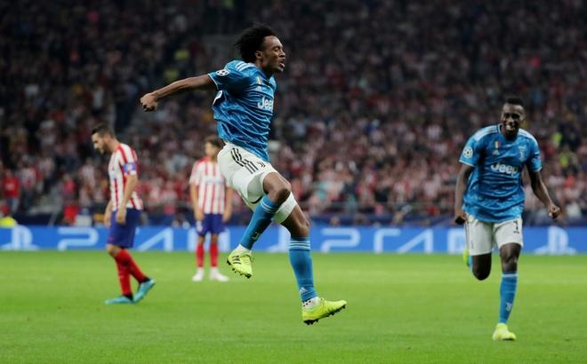 Juventus roi chien thang truoc Atletico Madrid du dan 2 ban hinh anh 2