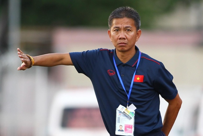 HLV Hoang Anh Tuan tu chuc sau that bai cua U18 Viet Nam hinh anh 1