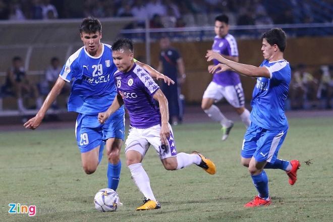 Hanh trinh cua CLB Ha Noi de da ban ket luot ve AFC Cup hinh anh 1