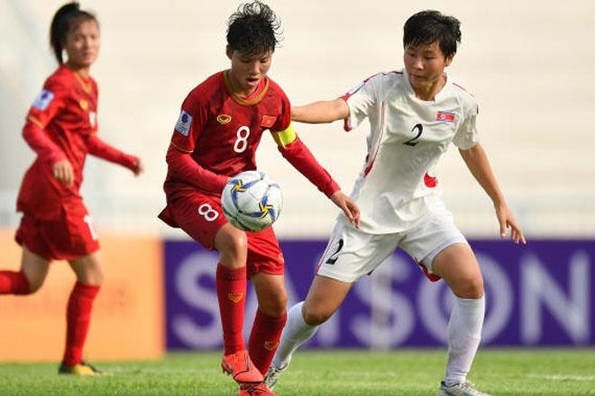 U16 nữ Việt Nam thua trắng 10 bàn ở trận đấu lịch sử