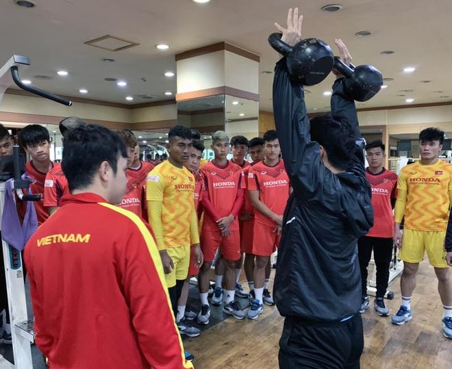 VFF dat muc tieu U23 Viet Nam vao top 3 o vong chung ket chau A 2020 hinh anh 1 6fe68f416e8897d6ce99.jpg