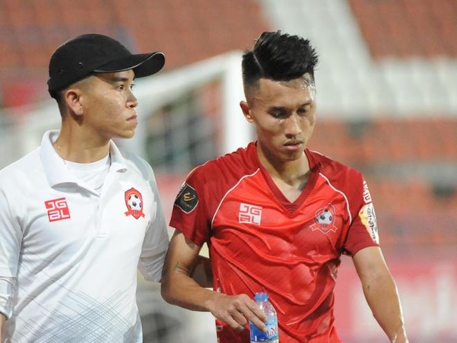 Cau thu Hai Phong lom go ma o vong cuoi V.League 2019 hinh anh 1