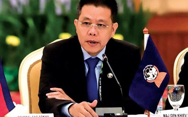 Chu tich AFF: 'Toi hy vong Viet Nam co giai' anh 1