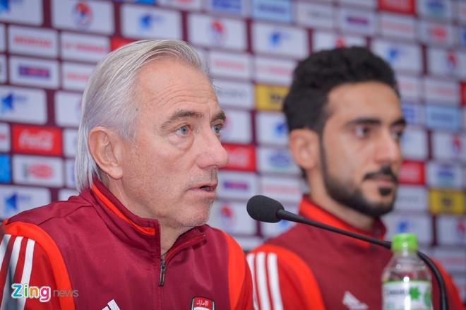 Lucky88 phân tích: UAE vắng mặt Ali Mabkhout trận gặp Việt Nam