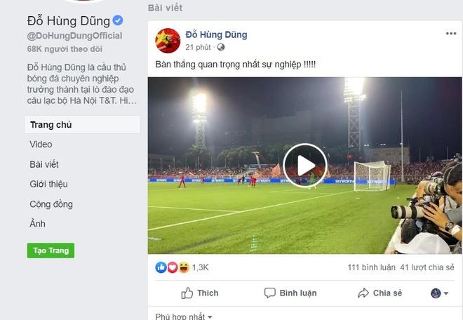 Hung Dung coi ban vao luoi Indonesia la quan trong nhat su nghiep hinh anh 1