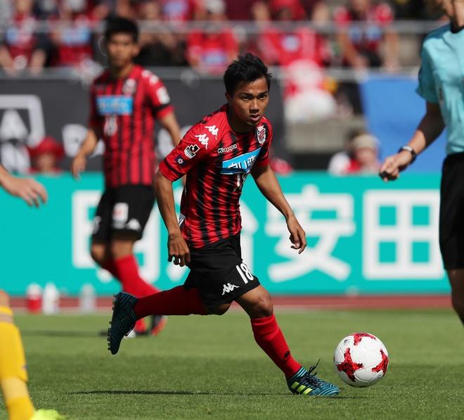 Quang Hai sang J.League anh 2