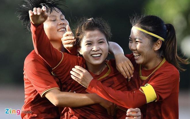'Tuyen nu Trieu Tien rut lui la dieu kien tot cho Viet Nam' hinh anh 1 tuyen0nu_Zing.jpg