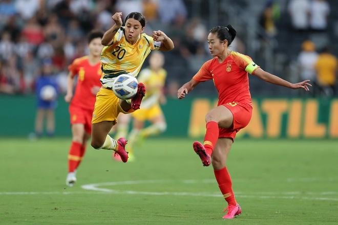 Tuyen nu Viet Nam tranh ve toi Olympic voi Australia hinh anh 1 w5zaswyltrz0ufejxhnm.jpg