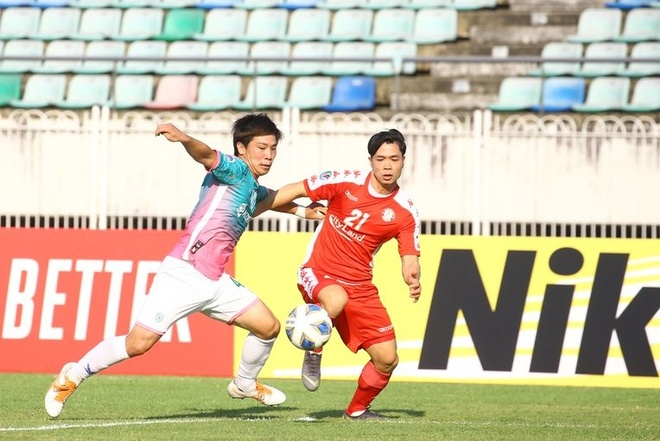Cong Phuong choi hay nhat AFC Cup anh 1
