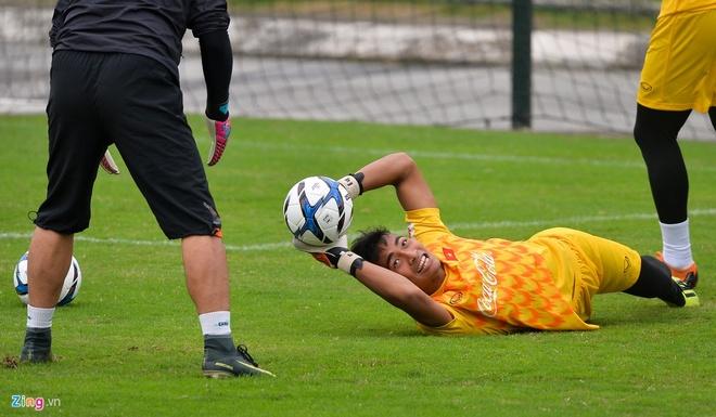 VFF phat thu mon U23 Viet Nam vi tieu cuc anh 1