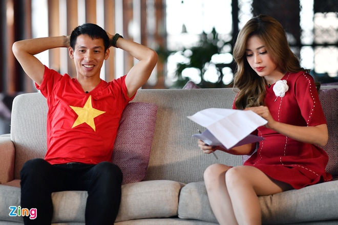 'Quang Hai xung dang gianh Qua bong vang hon toi' anh 1
