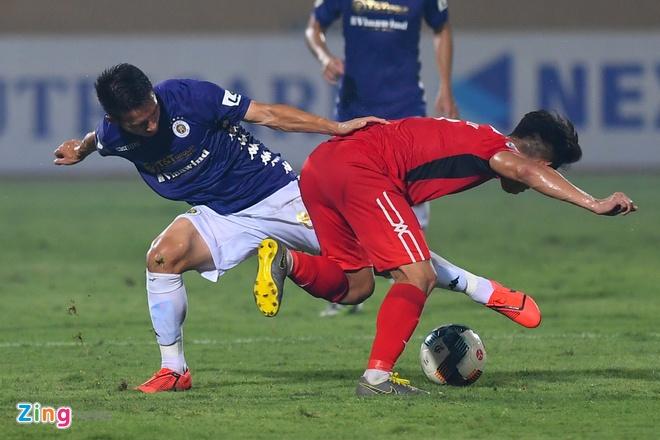 'Ha Noi FC gap kho khan truoc HAGL' anh 1