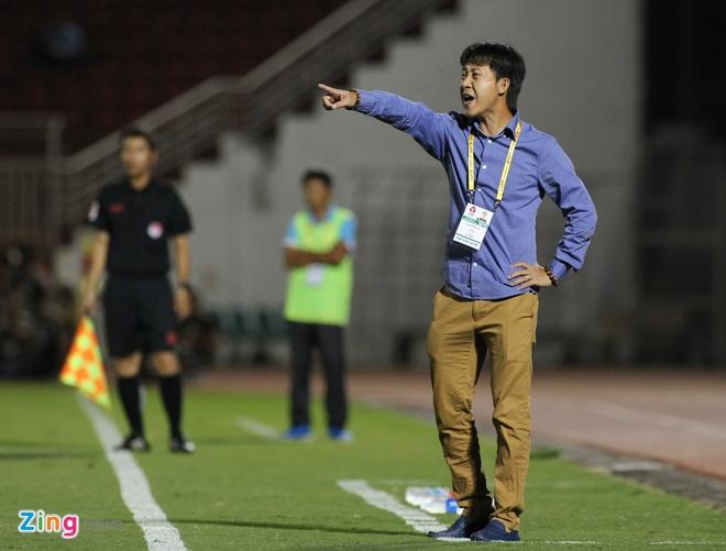 CLB Thanh Hoa bo nhiem HLV Nguyen Thanh Cong anh 1