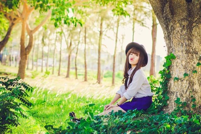 9X bat ngo noi tieng vi giong ca si Khoi My hinh anh 2 Phú Luôn là fan ruột của ca sỹ Khởi My. Ảnh: NVCC.