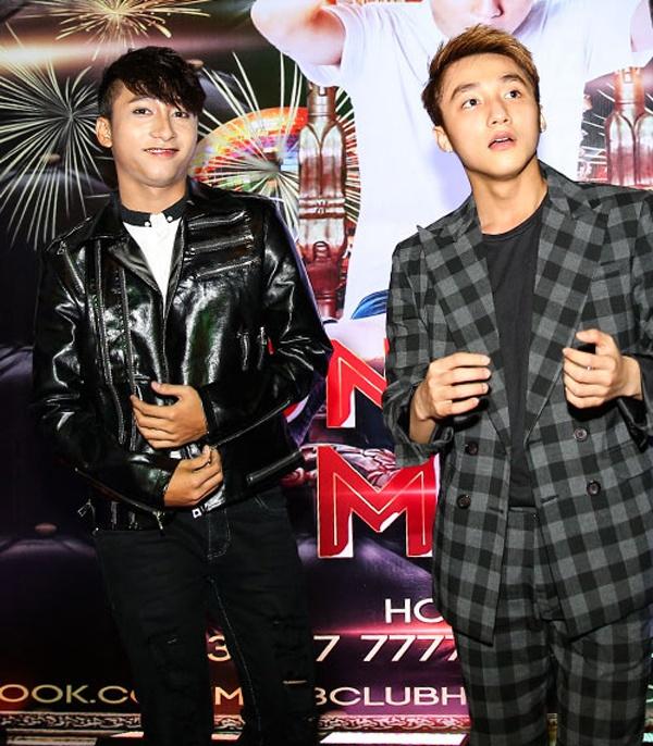 Ban sao Son Tung M-TP soc nang khi bi fan vay danh hinh anh 1