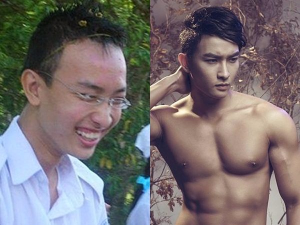 Hot boy 'dao keo' Chan Than San ngay ay - bay gio hinh anh