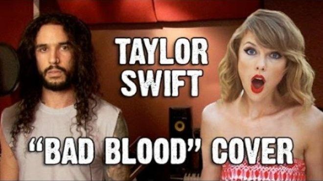 Clip hat hit cua Taylor Swift bang giong 20 ca si noi tieng hinh anh