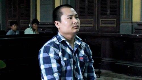 """Đặng Văn Khuyến lãnh án tử sau khi giết người yêu rồi lên Facebook """"tự thú""""."""
