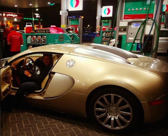 Trao luu khoe sieu xe cua hoi con nha giau Dubai hinh anh 4